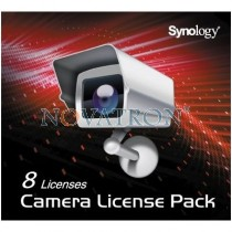 synology pack for 8 ip camera