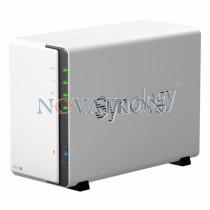 Synology DS212J: Καταγραφικό (NVR) για 5 κάμερες. Συμβατό με όλες τις κάμερες Foscam
