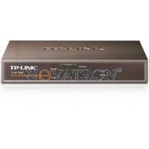 TP-LINK 8-port 10/100M Desktop PoE Switch front