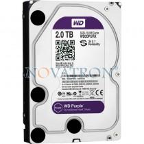 Western Digital 2TB Purple (WD20PURX) Εσωτερικός Σκληρός Δίσκος