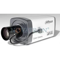 "Dahua CA-F480F: Αναλογική κάμερα box ιδανική για παρακολούθηση ταμείου, οθόνη ενδείξεων, με φακό 1/3"" EXview HAD CCD II, 700TVL,"