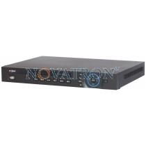Dahua NVR4208-8P: Δικτυακό Καταγραφικό (NVR) για 8 IP κάμερες, εγγραφή στα 5Mp, με PoE για 8 κάμερες
