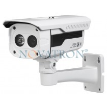Dahua HAC-HFW1100BP: Αδιάβροχη Έγχρωμη Bullet HD-CVI Κάμερα, Υψηλής Ανάλυσης (HD 1MP), Νυχτερινή Λήψη (έως 50 μ.) – Outdoor IR Bullet HDCVI Camera