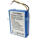 Επαναφορτιζόμενη μπαταρία Li-ion για τον ανιχνευτή πλαστών Safenote S2