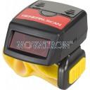 Generalscan R1300BT: Bluetooth 1D CCD Ring barcode scanner για τοποθέτηση στο δάχτυλο