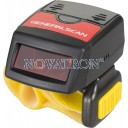 Generalscan R1000BT: Bluetooth 1D Laser Ring barcode scanner για τοποθέτηση στο δάχτυλο