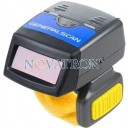 Generalscan R1500BT: Bluetooth 2D Imager Ring barcode scanner για τοποθέτηση στο δάχτυλο