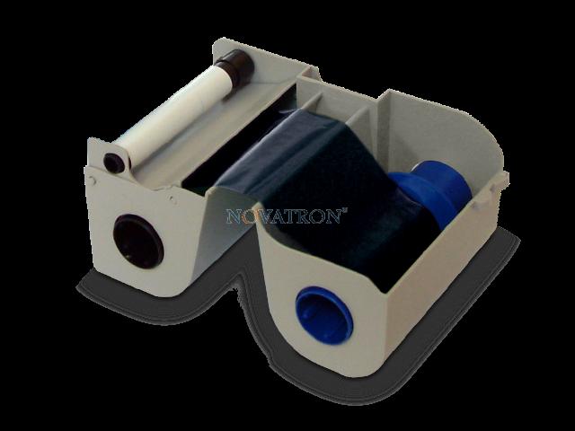 Fargo 44202: 1000-sided Black Ink Cartridge for the Fargo C30