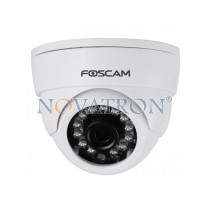 Foscam FI9851P: Color IP Camera, HD (720p), Ethernet, H.264, Night Vision (up to 10m.),– White