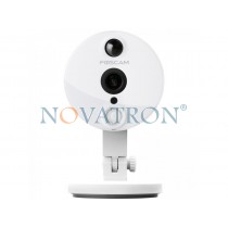 Foscam C2: Color IP Camera, PnP (PnP installation through QR code), WiFi/Ethernet, Night Vision (up to 8m.), microSD