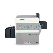 MATICA XL8300: Innovative Re-transfer card printer for oversized cards