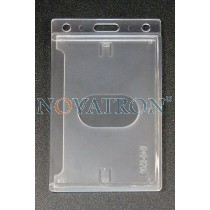 Vertical Rigid Badge Holder