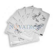 Datacard 552141-002: Cleaning Kit, (10 cards)