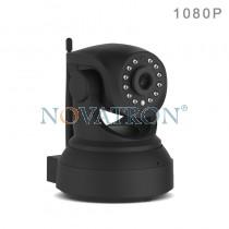 Bionics Robocam 6 Black: Pan/Tilt Color IP HD Camera, WiFi/Ethernet, Night Vision (up to 10m.), microSD Card.