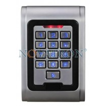 Bionics SAC100EM: Standalone access control system (reader / controller) with keypad for 125KHz inductive EM4xxx type (ASK)