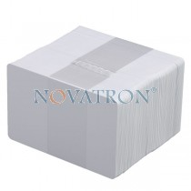 CR80-B: Blank White PVC Cards