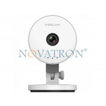 Foscam C1 Lite: Color IP Camera, PnP (PnP installation through QR code), WiFi/Ethernet, Night Vision (up to 8m.), microSD