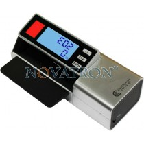 CCE 1500 NEO: Portable banknote detector with battery or USB power supply