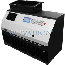 CCE 4400: Professional Counter and Coin Classifier