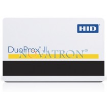 HID DuoProx II (1336): Contactless PVC cards, 125KHz, ISO Standard Dimensions with Magnetic Stripe HiCo