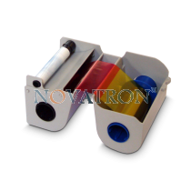 Fargo 45000: Color Ribbon 250 prints/roll. Compatible with Fargo DTC1000 & DTC1250e.