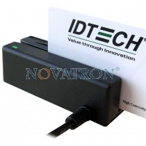 IDTech MiniMag II: Programmable magnetic card reader for 3 tracks