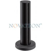 Novus Retail System Base 200: aluminum column anthracite anodised - 20cm