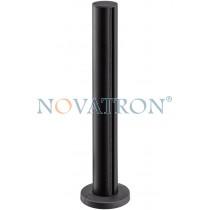 Novus Retail System Base 400: aluminum column anthracite anodised - 40cm