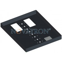 Novus Retail System Connect Plate Universal 183x216: universal connect plate for thermal printers