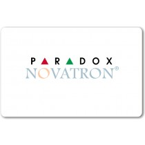 Paradox C706: Contactless Card 125 KHz, same size as a credit card