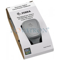 Zebra 800300-301EM: Black Ribbon 2000 prints/roll. Compatible with Zebra ZC100 Printers.