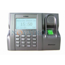 ZK U580: Biometric Fingerprint Time & Attendance and Access Control System
